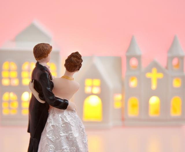 結婚相談所でご成婚したカップルのイメージ